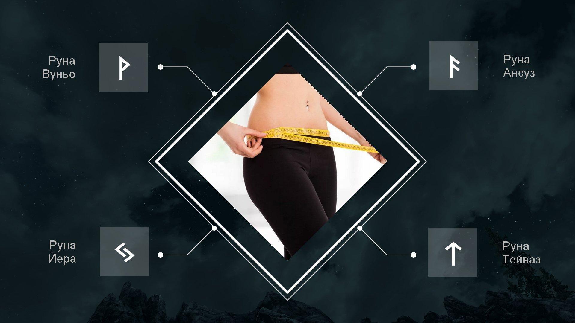 3 тайных рунных става чтобы похудеть, о которых не знают ваши подруги